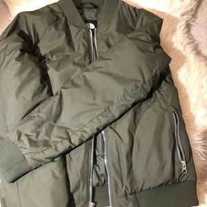 northface winter coat